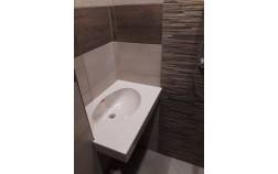Плот за баня с мивка 904